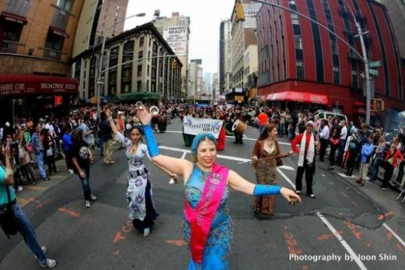NY Dance Parade 09
