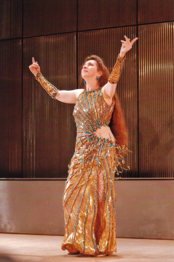 Karima Nadira at Lincoln Center, 09