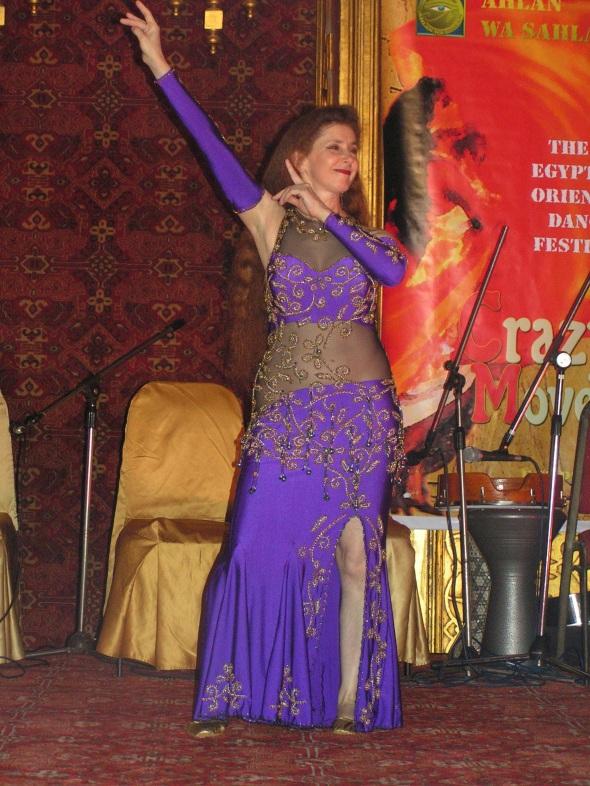 Karima Nadira at Ahlan Wa Sahlan